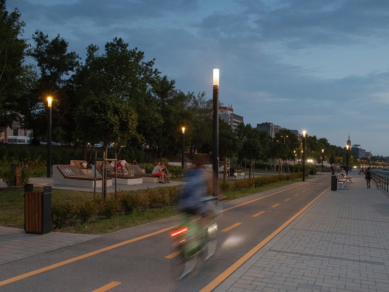 SHUFFLE enables cities to achieve more with less clutter and a reduced carbon footprint
