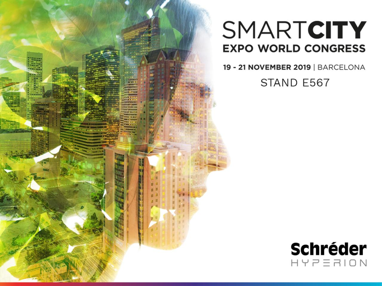 Visit Schréder at Smart City Expo 2019